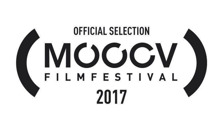 Mooov filmfestival Official Selection logo ontwerp